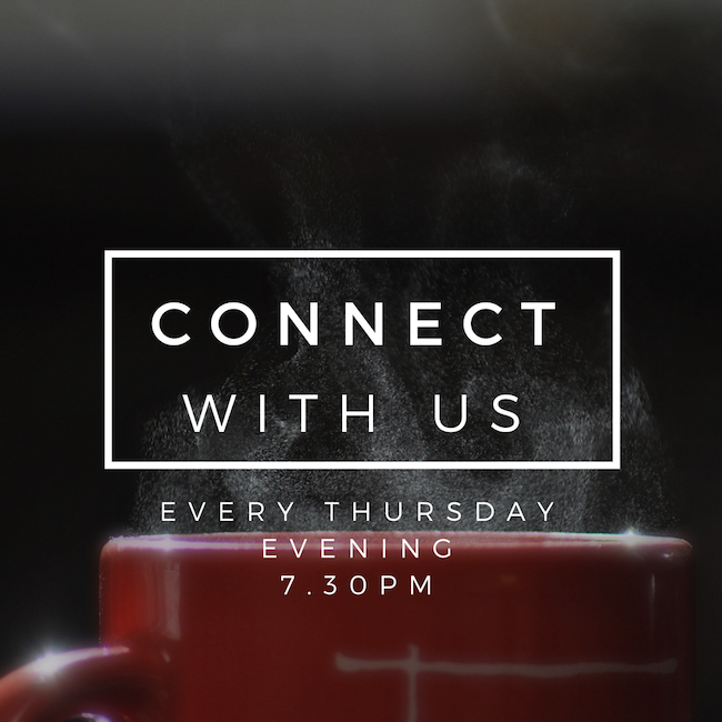 <strong>Got questions about Christianity?</strong> Come and connect with us.