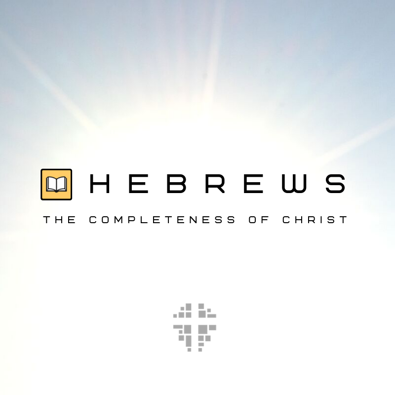 <strong>The book of Hebrews.</strong> A new preaching series starting in October.