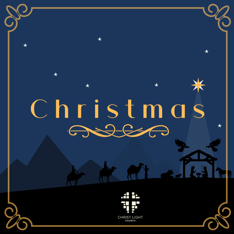 <strong>Christ Light Kids.</strong> Christmas - the best holiday ever (no really, we mean it)!