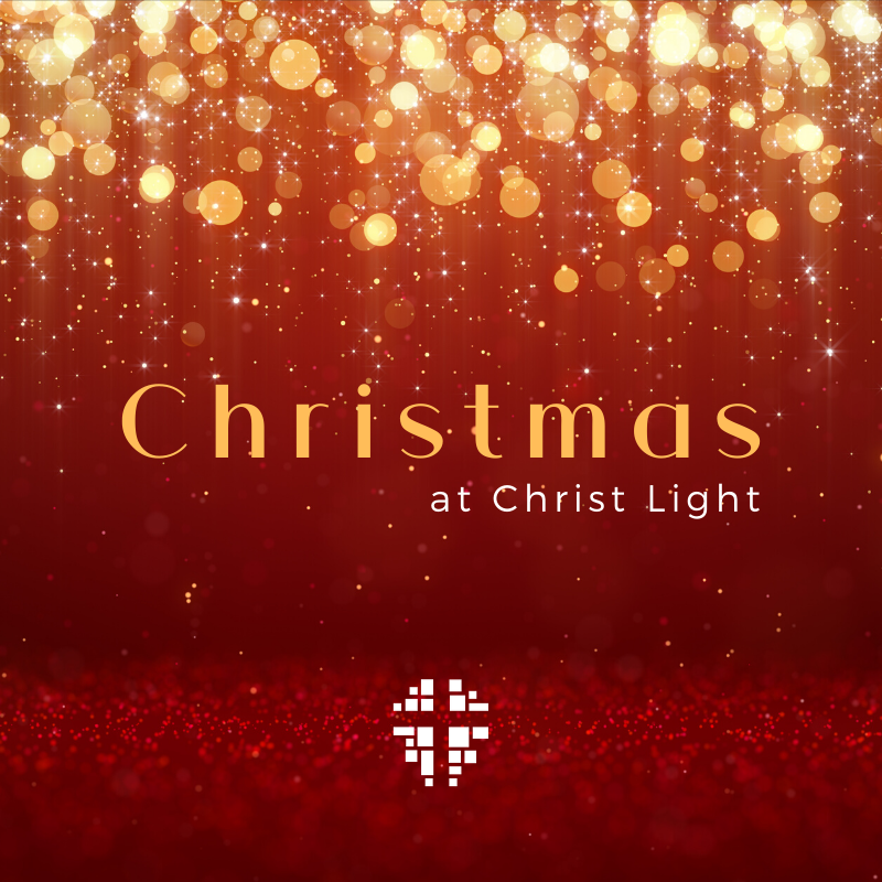 <strong>Christmas.</strong> A new preaching series in December.